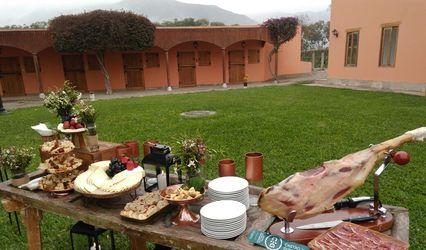 La Bodega Ibérica - Cortador de jamón 1