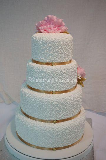 Reverso de la torta