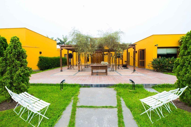 Villa Mónica Pachacamac