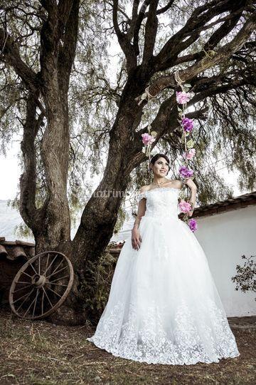 Foto novia