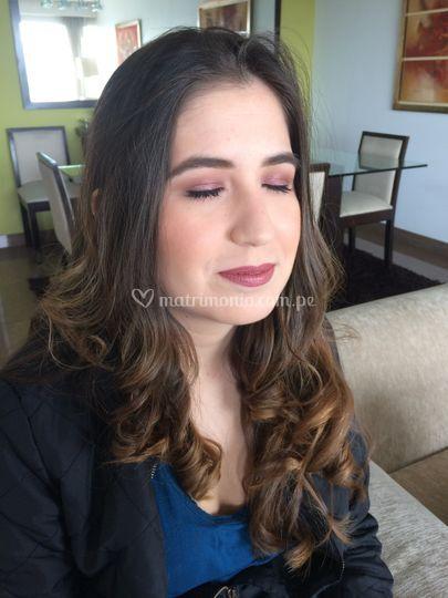 Alessia Giovannini Maquillaje
