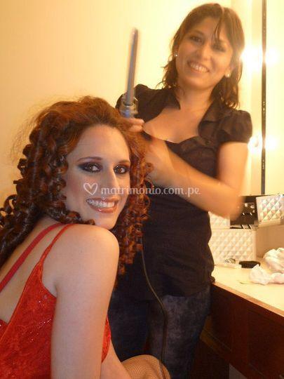 María Eugenia Make Up