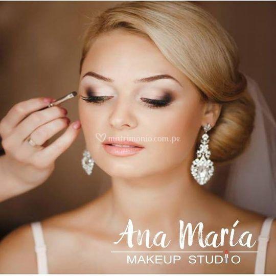 Ana María Makeup Studio