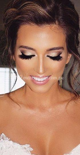 Ana María - maquillajes