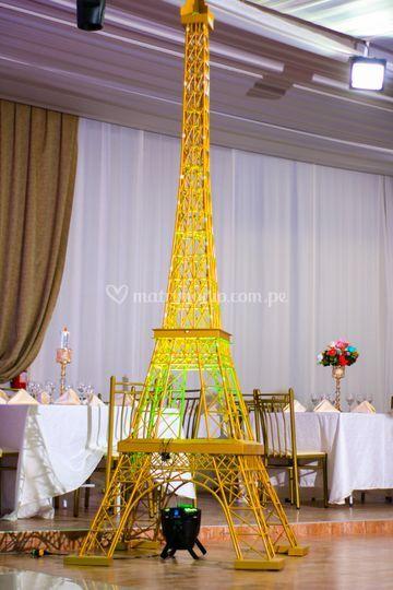Hermosa torre
