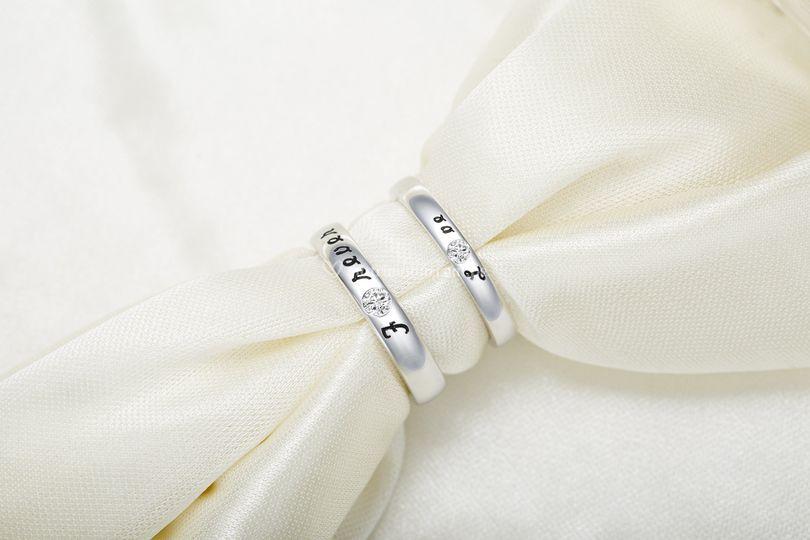 Alianzas y anillos de compromiso