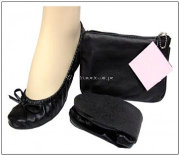 Elegantes y en color negro