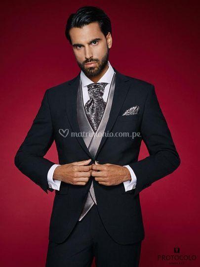 Elegante terno