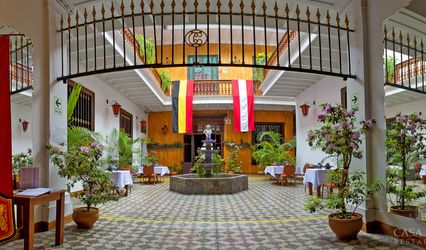 Casa Belga Restaurante 1