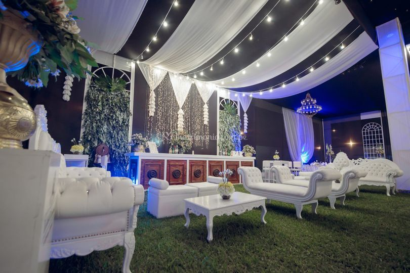 Salas lounge de lujo