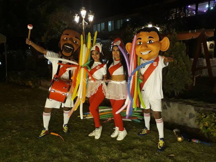 Perú al mundial