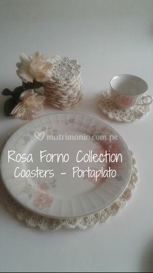 Coasters - Portaplato