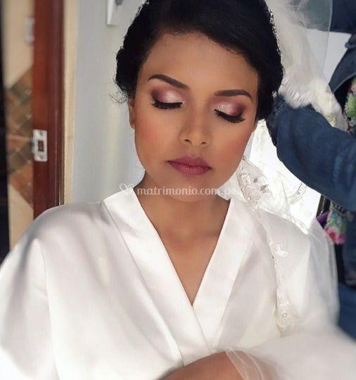 Marilia make up artist novias