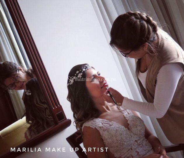 Marilia make up