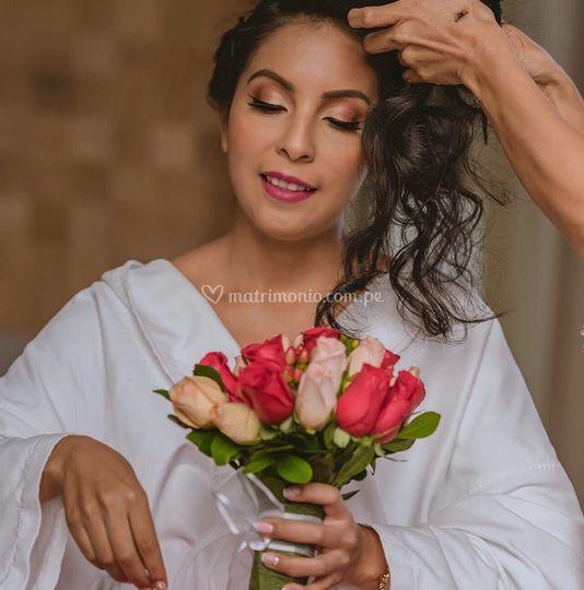 Marilia makeup artist