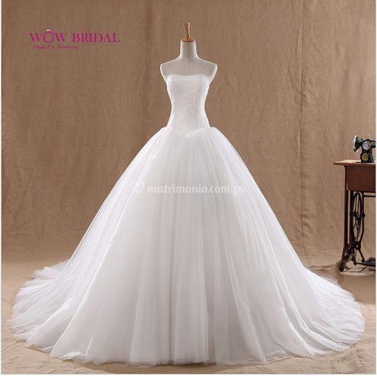 Vestido de novia importados
