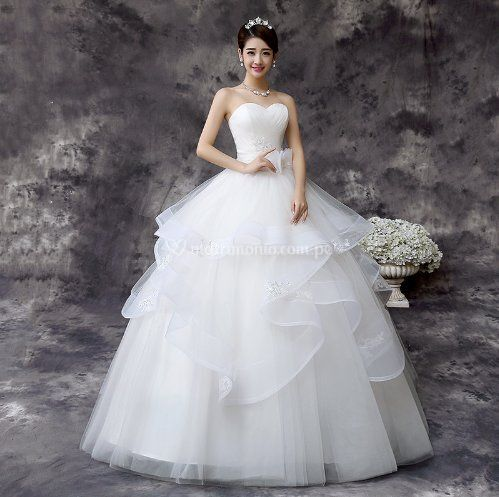 Us$ 240 modelo princesa