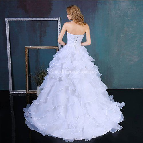 Us$ 260 modelo princesa