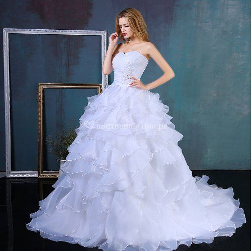 Us$260 modelo princesa