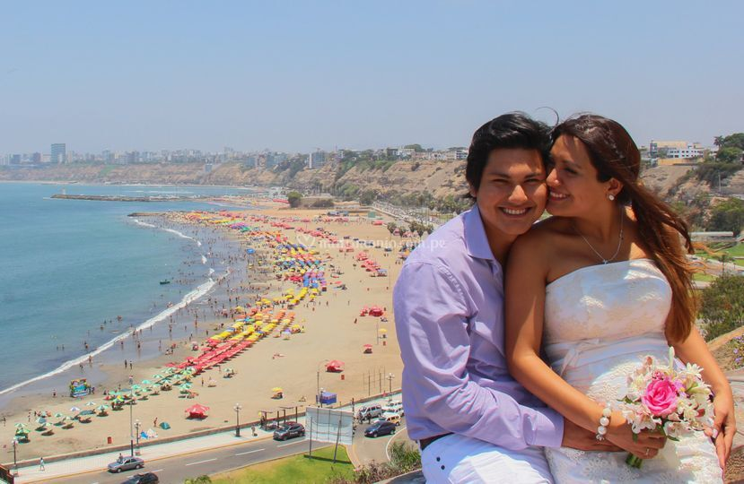 Kathy + Luis