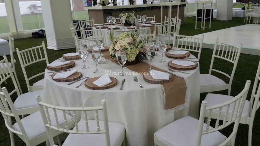 Excelente espacio para su matrimonio