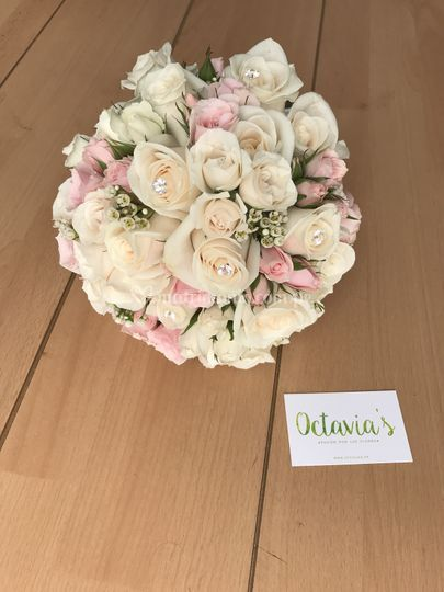 Bouquet con strass ideal