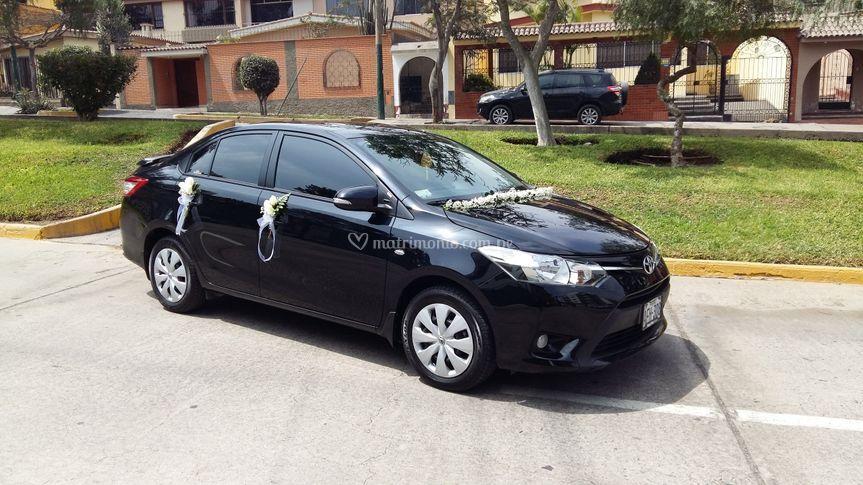 Toyota Yaris del año
