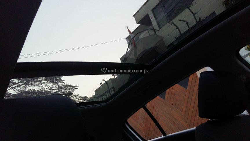 Kia Sportage techo panoramico