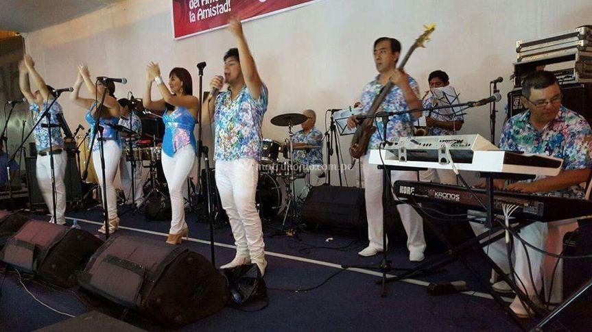 Orquesta teruya