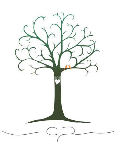 Árbol de matrimonio