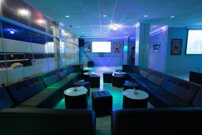 Sala karaoke