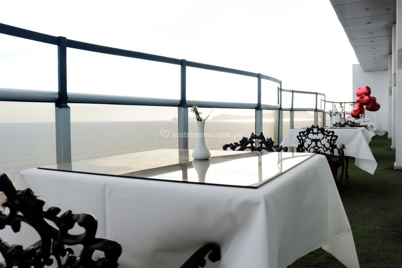 Terraza salón piso 9