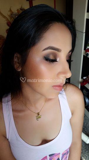 Makeup social - prom