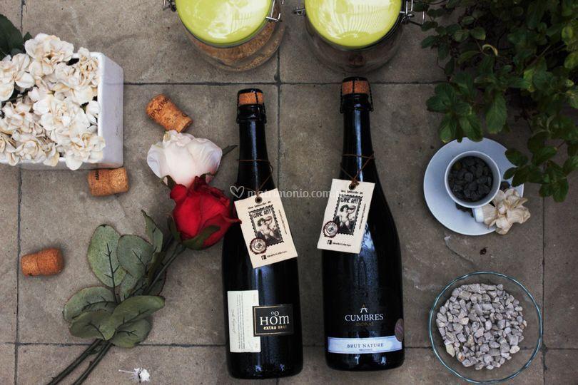 Wine Art - Vinos
