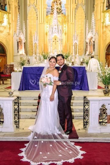 Y nos casamos