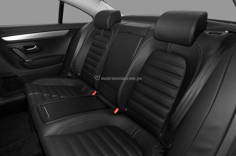 Interior VW Passat CC