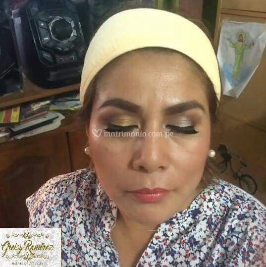 Prueba de maquillaje- novia