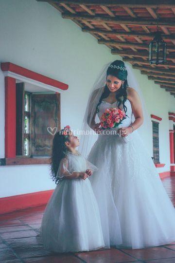 Angélica wedding planner