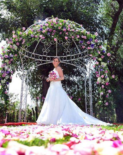Estudio de novia