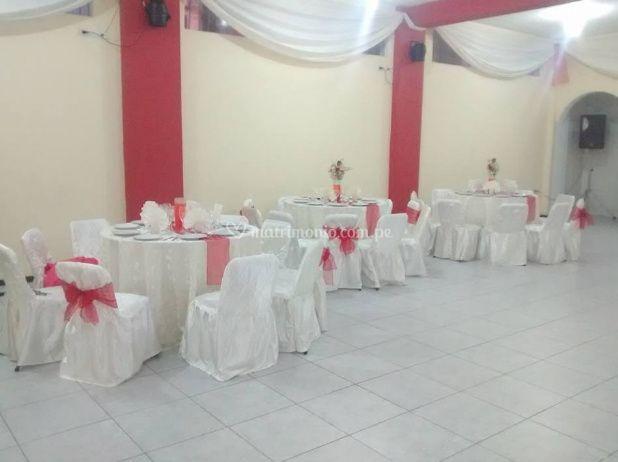 1er salón para 160 personas