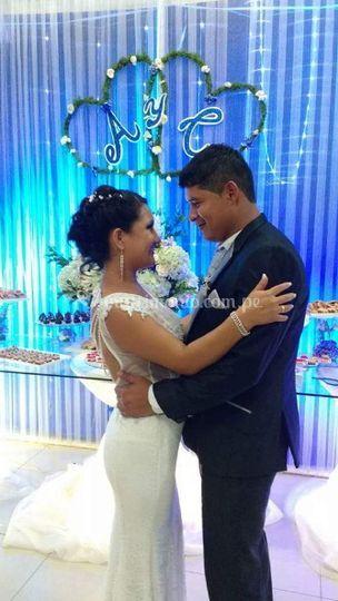Recepciones de bodas