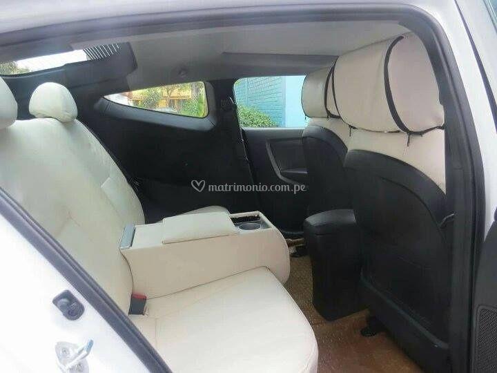 Interiores Hyundai Veloster