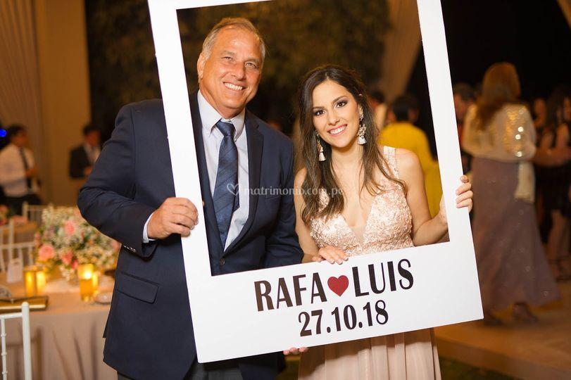 Boda - Rafaela & Luis