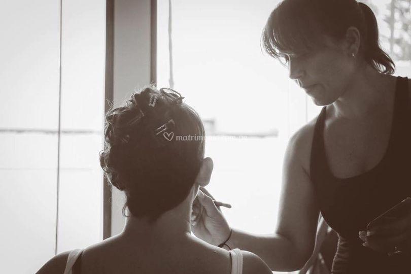 Karla Dellepiane Makeup & Hair