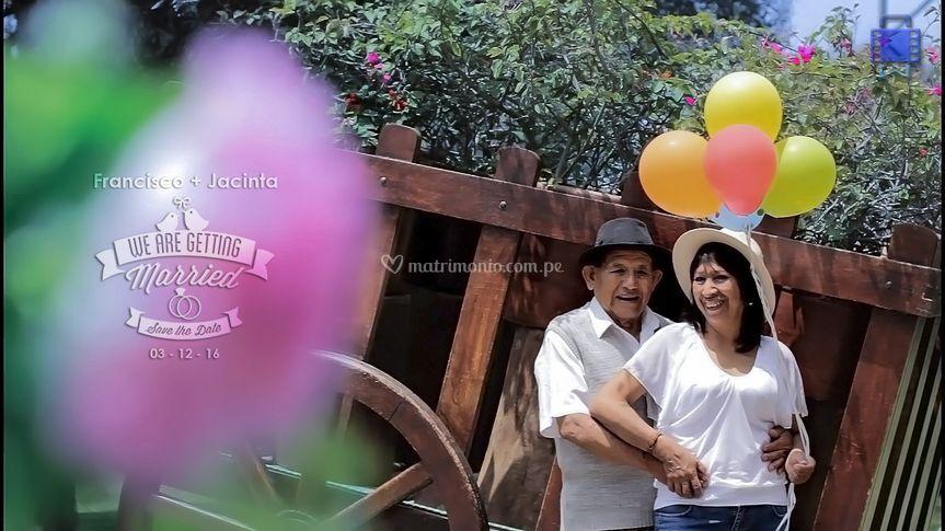 Francisco + Jacinta