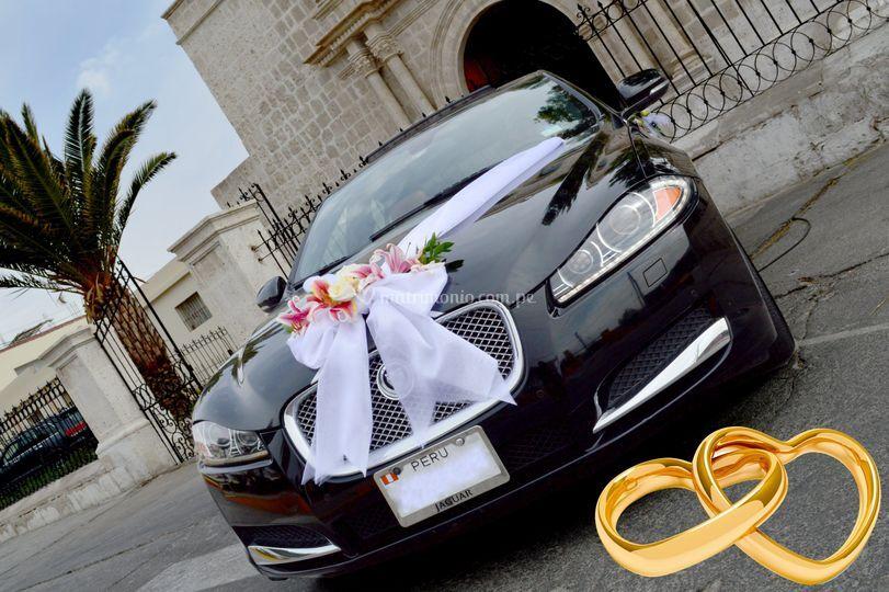 Jaguar Wedcar