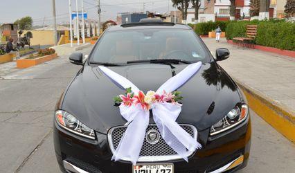 Jaguar Wedcar 1