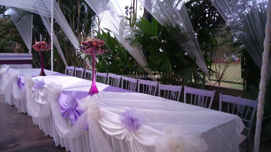 Adornos de bodas