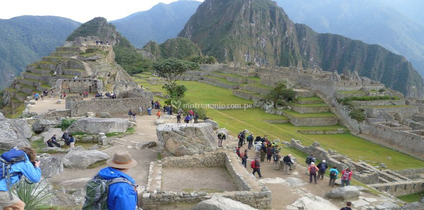Cusco Macchu Picchu Camino Inka