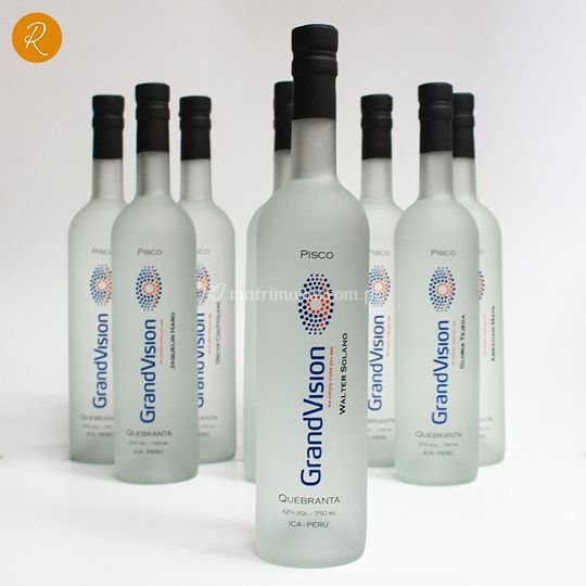 Botellas corporativas
